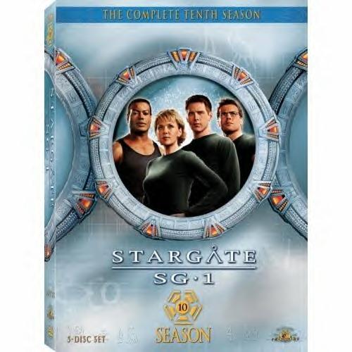 SG-1 Season Ten Boxed Set (North America)