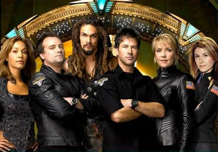 SGA Season Four Cast