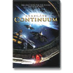 "Possible cover art for ""Stargate: Continuum"""