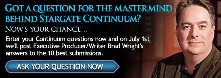 Ask Brad Wright at MGM
