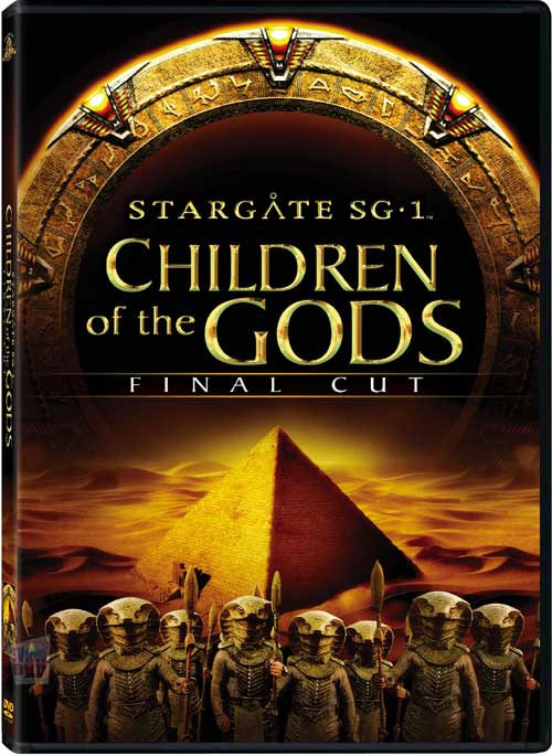 Stargate SG1 Children Of The Gods 2009 DVDRip XviD OvD preview 0