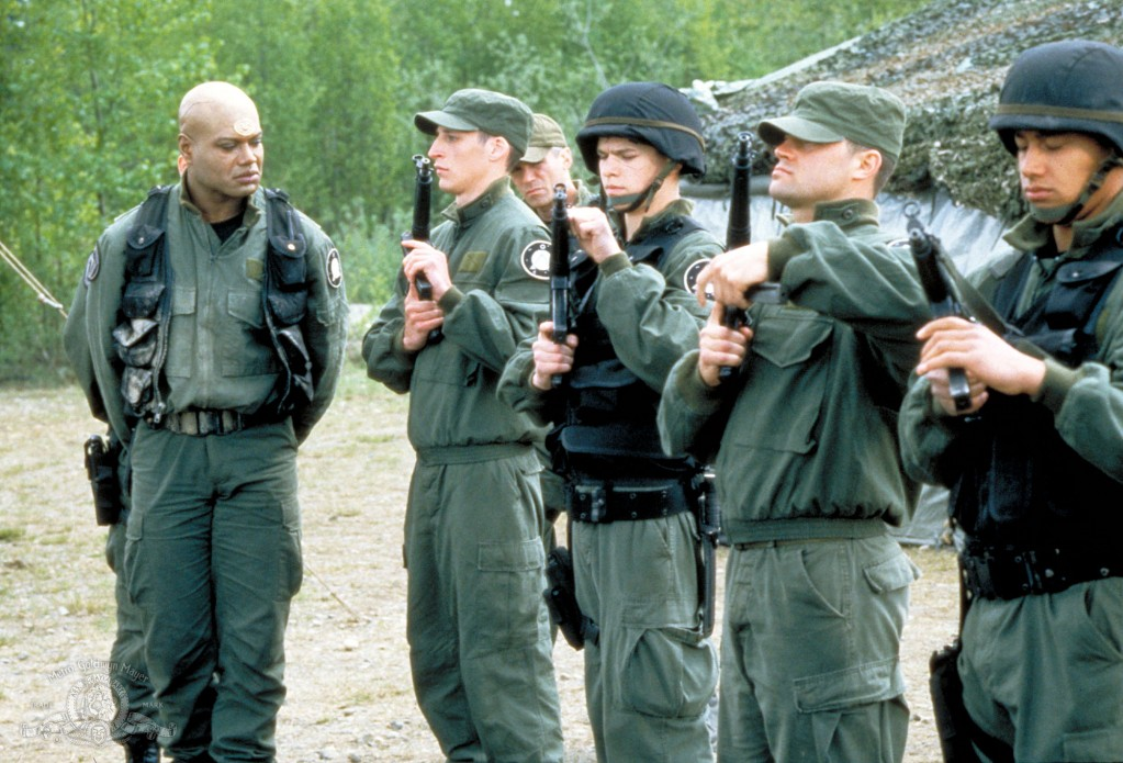 Teal'c takes command in 'Rules of Engagement'