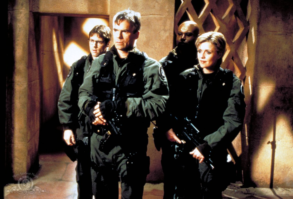 SG-1 in 'Learning Curve'