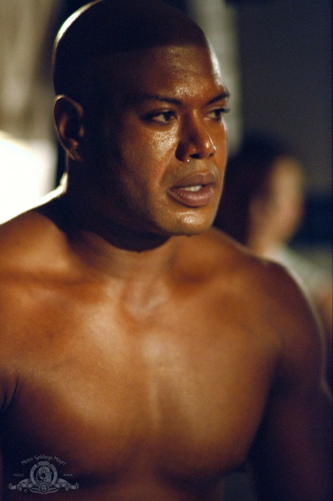 The human side of Teal'c in 'The Changeling'