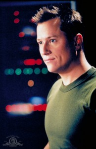 Jonas Quinn as a member of SG-1