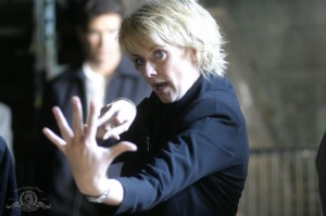 Amanda Tapping directing 'Resurrection'