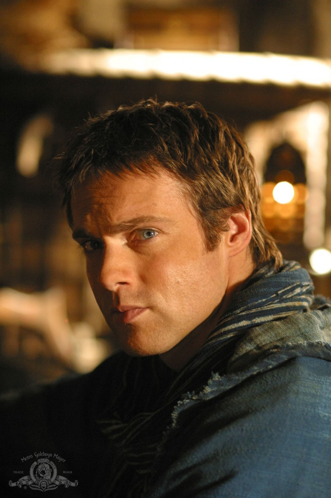 Daniel Jackson as Arrom in 'Fallen'
