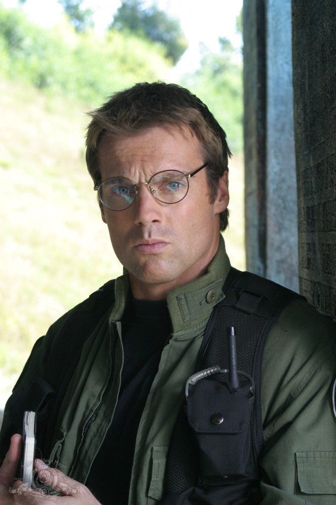 Daniel Jackson in 'Lost City'