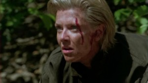 Sam Carter in 'Death Knell'
