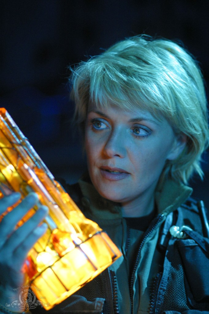 Sam Carter in 'Lost City'