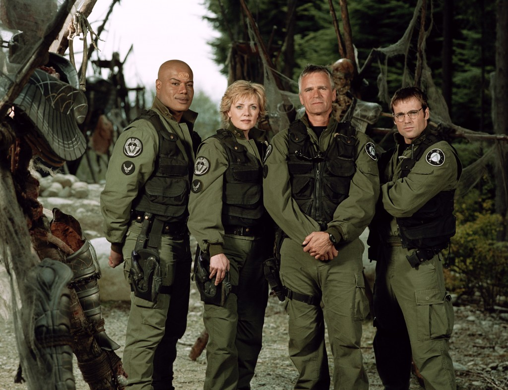 SG 1 S7 Team Cast 1024x787 Photos by Martina Hoogland Ivanow