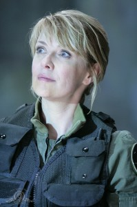 Samantha Carter in 'The Ark of Truth'