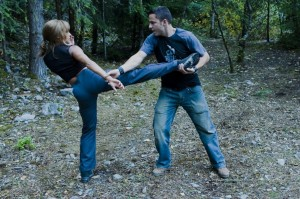 rachel luttrell martial arts