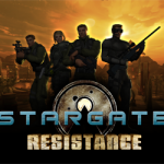 Box art for Stargate Resistance