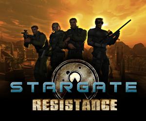 Box art for Stargate Resistance
