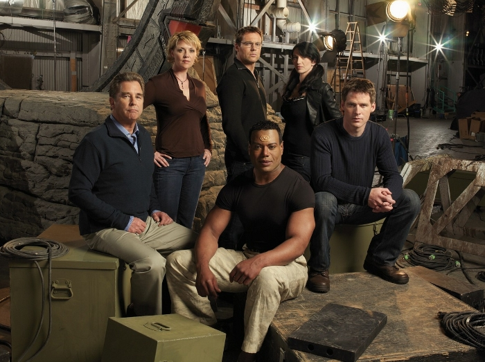 SG-1 Cast - Season Ten