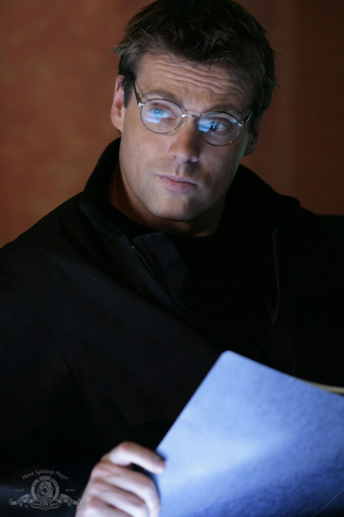 Daniel Jackson in THE PEGASUS PROJECT