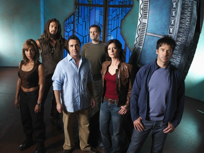 Cast of Stargate Atlantis in Season Three