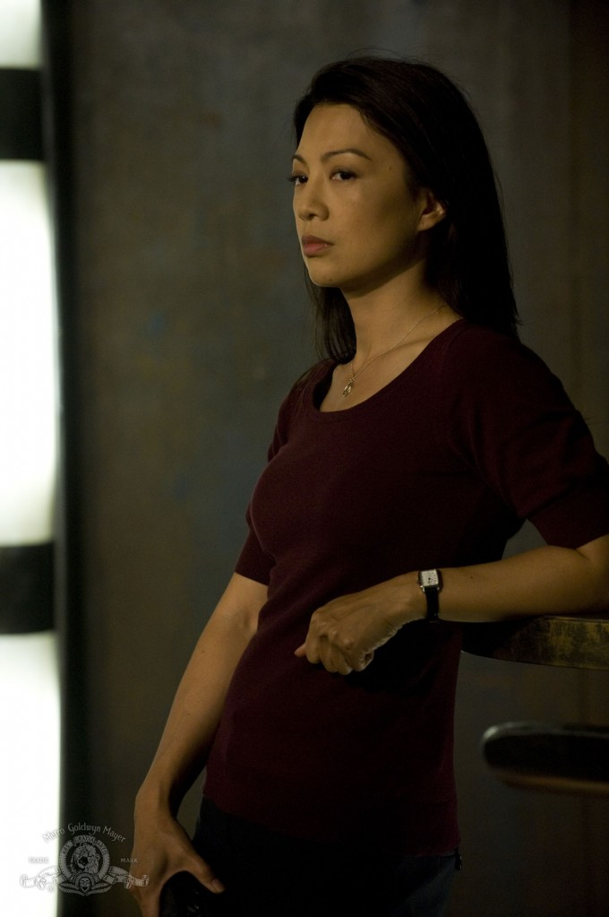 Camile Wray in DIVIDED (MGM)