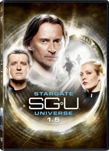 SGU 1.5 DVD Cover