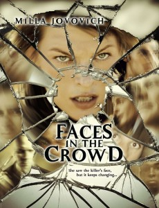 Faces in the Crowd Movie Poster
