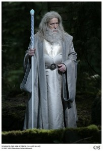 The Wizard Merlin