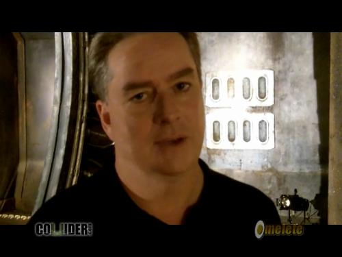 Brad Wright in Collider Interview for SGU S2