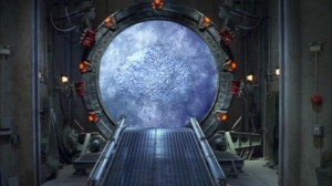 Active Stargate in SGC (SG-1)