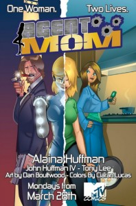 Agent Mom Poster