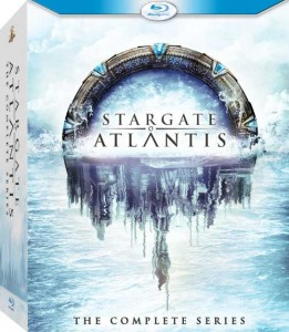 Stargate Atlantis - The Complete Series Blu-ray