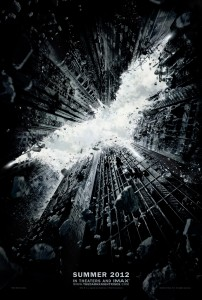 Teaser Poster for THE DARK KNIGHT RISES