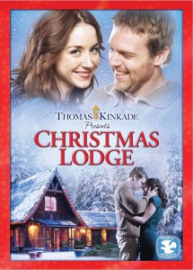 Christmas Lodge DVD Cover