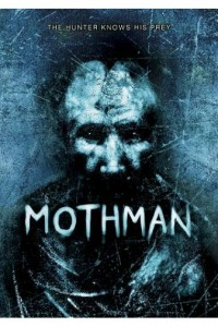 MOTHMAN DVD Cover Art