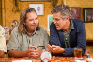 Beau Bridges and George Clooney in THE DESCENDANTS