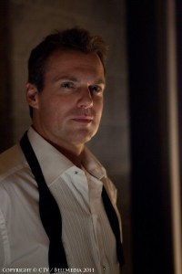 Michael Shanks as Dr. Charlie Harris in SAVING HOPE (CTV/BellMedia)