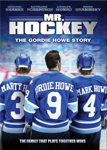 Mr. Hockey movie poster