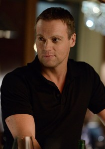 Michael Shanks in Saving Hope S2