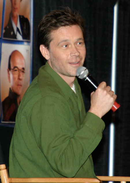 Connor Trinneer - Images