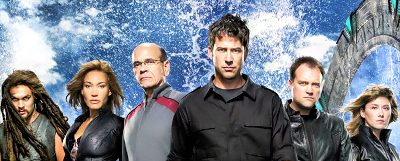 Stargate Atlantis Season Five Cast